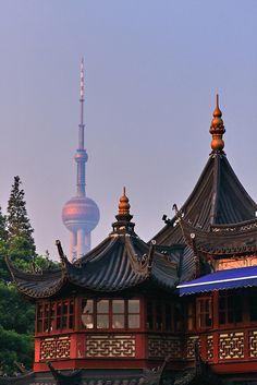 china changhai yu garden basar old town 7472b.jpg | Skyum World Travel Images