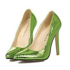 Women's Shoes Pointed Toe Stiletto Heel Pumps Shoes – GBP £ 21.59