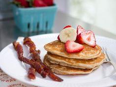 Get Trisha Yearwood's Hummingbird Pancakes Recipe from Food Network