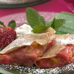 Whole-Wheat Crepes #MothersDay