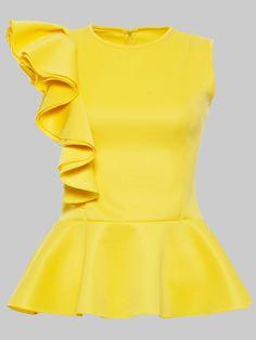 Advice On Buying Fashionable Stylish Clothes – Clothing Looks African Fashion Dresses, Hijab Fashion, Fashion Outfits, Womens Fashion, Blouse Styles, Blouse Designs, Sleeves Designs For Dresses, Blouse And Skirt, Peplum Blouse