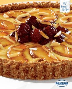 Nothing gets your summer off to a better start than a summery fruit tart.