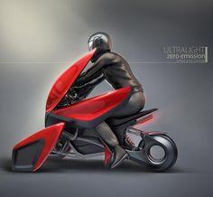 Ognyan Bozhilov  Tulip Concept Electric Vehicle #electricvehicle #greentech #carsofinstagram #electriccar #bornelectric