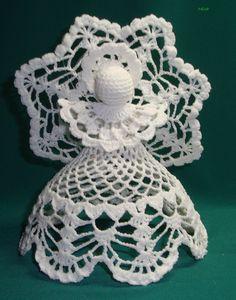 Watch The Video Alluring Beginner Crochet Blanket Ideas. Crochet For Beginners Blanket, Crochet Blanket Patterns, Crochet Blankets, Christmas Angel Ornaments, Crochet Angels, Christmas Crochet Patterns, Angel Crafts, Chunky Crochet, Crochet Videos