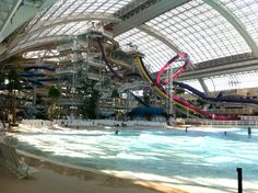 Some great advice on visiting West Edmonton Mall's World Waterpark