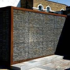 gabion basket retaining walls - Google Search