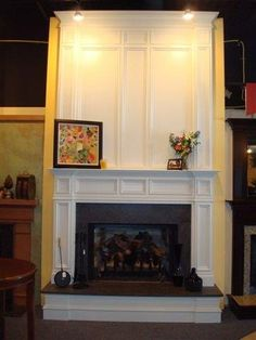 1000 Images About Fireplace Reno Ideas On Pinterest