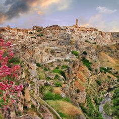 Day 1 Magnificent Sassi & Trulli Escorted Tour #matera #traveltoitaly
