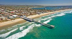 Pacific Beach, San Diego, CA. Photo by Jaworski Photography.