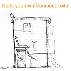 build your own Compost Toilet