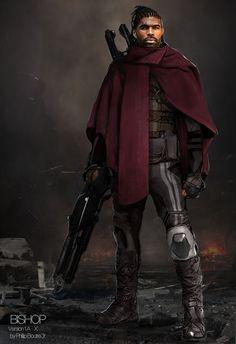 Bishop - X Men