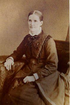 the Brontë Sisters: 19-01- 1880 Martha Brown servant of the Brontes di...