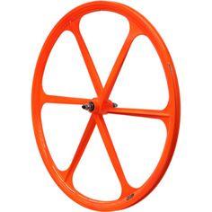 700c-Fixie-Single-Speed-Road-Bike-Wheel-Front-Orange
