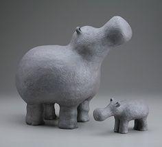 2 Hippos