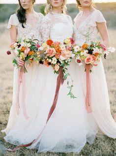 PORTFOLIO — The Heirloom Table Bridesmaid Bouquet, Bridesmaid Dresses, Wedding Dresses, Bridesmaids, Creative Wedding Ideas, Wedding Day Inspiration, Wedding Hair Pieces, Fall Wedding, Wedding Hairstyles