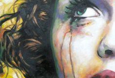 """Saatchi Art Artist thomas saliot; Painting, """"Color tears"""" #art"""