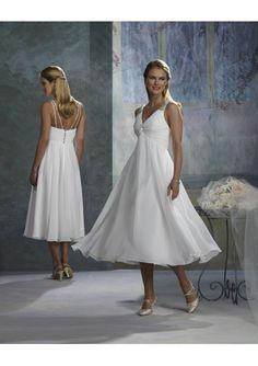 tea length bridesmaid dresses | Tea Length Wedding Dresses