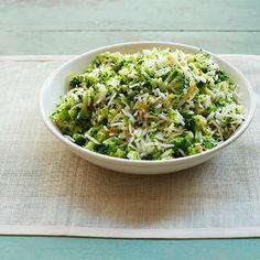 Broccoli-Rice Pilaf