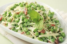 Australian Pea Salad Recipe by The Daily Meal Staff