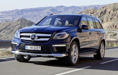 Nuevo diseño: Mercedez-Benz GL