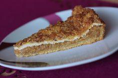 Jesenný jablkovo-škoricový koláčik - Powered by @ultimaterecipe