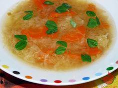 Kapuśniak - dieta drDąbrowskiej tocokocham.com Thai Red Curry, Vegan, Health, Ethnic Recipes, Food, Health Care, Essen, Meals, Vegans
