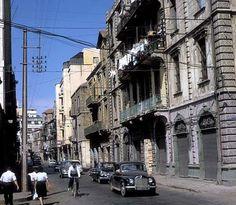 Lebanon. Gemmayzeh [1964]