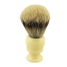 VIGSHAVING 24mm Knot Resin Begie Handle Silvertip Badger Hair Shave Brush *** Find out more about the great product at the affiliate link Amazon.com on image. Shaving Brush, Christmas Hairstyles, Badger, Knot, Resin, Handle, Amazon, Hair Styles, Link