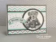 CTC85 Baby & Kids Baby Bear by The Speckled Sparrow