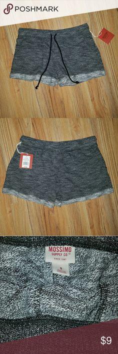 NWT Target shorts Never worn NWT comfy Gray shorts Mossimo Supply Co. Shorts