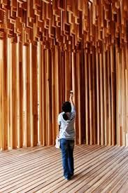 Adjaye 'SCLERA' pavilion - Google Search