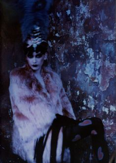 ☽ Dream Within a Dream ☾ Misty Blurred Art & Fashion Photography - WENDY BEVAN