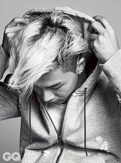 #TaeYang GQ Korea #BIGBANG