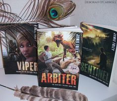 Title: Arbiter Author: Jamie Foley Date read: May 20, 2017 Rating: 5 stars Genre: Fantasy / Suspense / Post-Apocalyptic (other world) / Christian Age: YA Year pub: 2017 Pages: 282 (paperback) Serie…