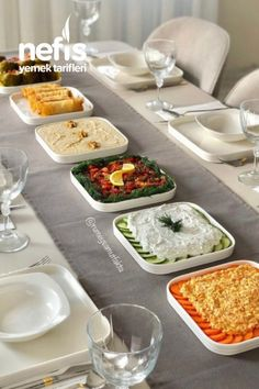 Breakfast Presentation, Food Presentation, Catering Food Displays, Healthiest Seafood, Cooking Recipes, Healthy Recipes, Food Platters, Turkish Recipes, Food Menu