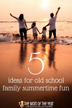 Summer Solstice is here, which means it's officially summertime! Check out these 5 cool ideas for some classic family fun. You can't go wrong with this family time bonding--especially with the cool fitness bonus in AD Morning Quotes For Him, Love Quotes For Him, Happy Family, Family Love, Happy Kids, Screen Time For Kids, Outdoor Play, Far Away, Summer Fun