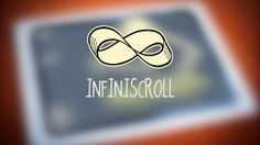 InfiniScroll PromoA. InfiniScroll is the open-ended storytelling tool for curious minds.  Available on the app store https://itunes.apple.com/app/infiniscroll/id678161155  Created with Love by Curious Hat - 2013