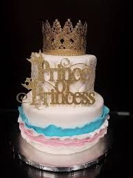 Image result for prince and princess themed gender reveal