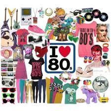 Resultado de imagen para fiestas tematicas de los 80