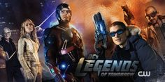 Will DC Legends of Tomorrow come to Netflix?