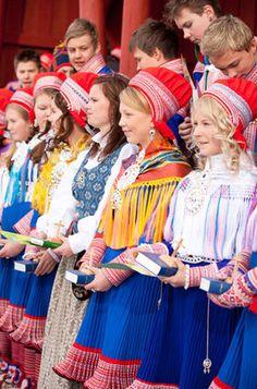 北欧の少数民族 サーミ