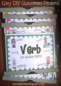 Classroom Posters Made Easy