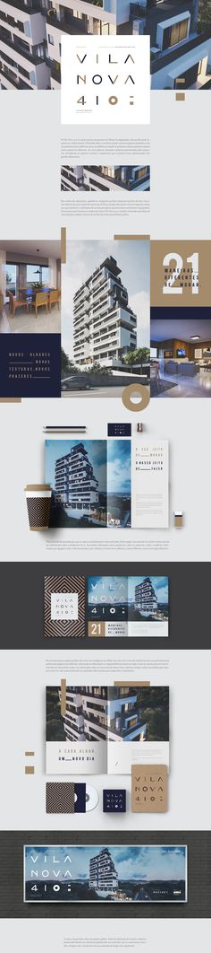 Vila Nova 410 on Behance