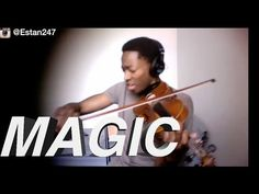 Coldplay - Magic (Violin Cover by Eric Stanley)