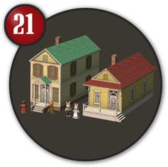 Around the Sims 2   Objects   Advent calendar 2016