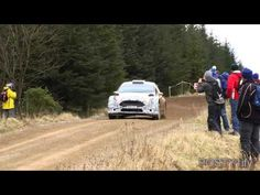 The new Ford Fiesta R5 - Malcolm Wilson Rally 2013