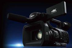 Panasonic HC-X1 4K caméscope professionnel