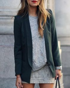 So cute! Elegant Shawl Collar Long Sleeve Blazer For Women Blazer | RoseGal.com Mobile