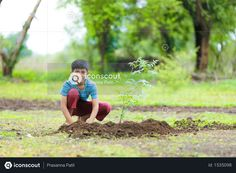 boy sitting beside the plant on farm Photo Agriculture Photos, Farm Photo, 3d Assets, Icon Pack, Photo Illustration, Free Design, Vector Free, Photoshop, Animation