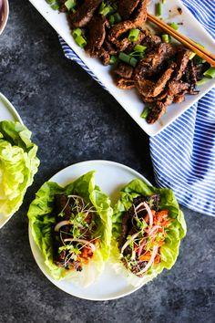 Whole30 Beef Bulgogi – The Defined Dish